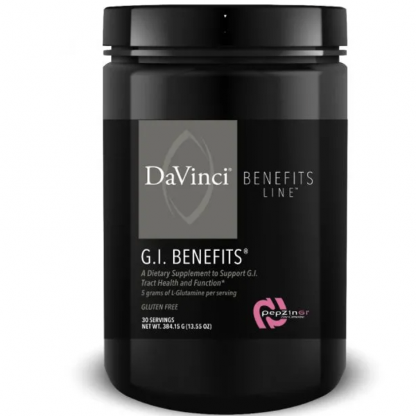 GI Benefits label