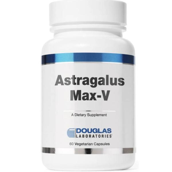 Astragalus Max V label