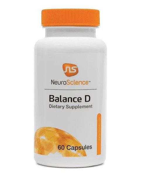 Balance D label