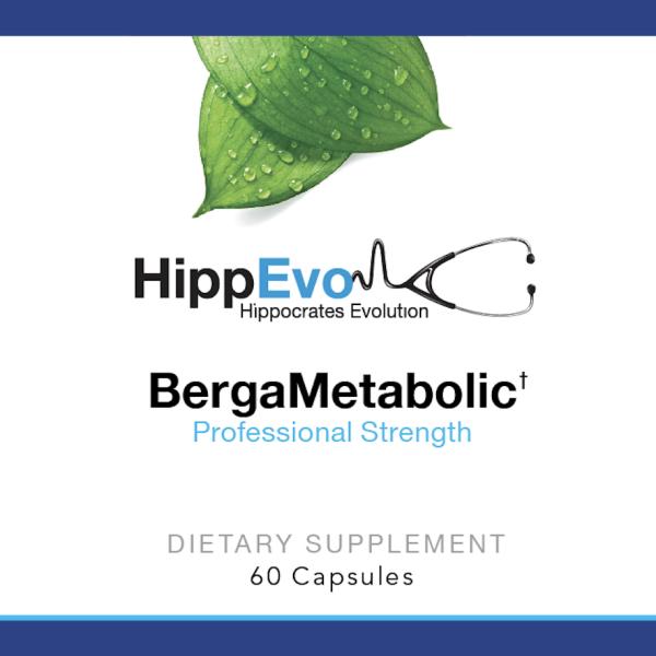 BergaMetabolic 60 label