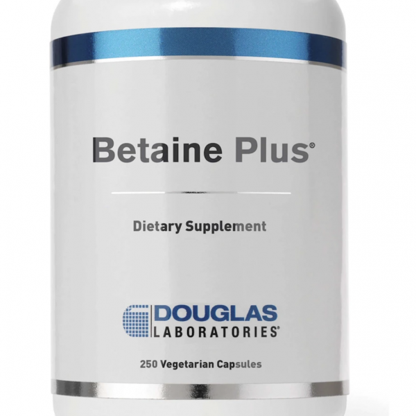 Betaine Plus label