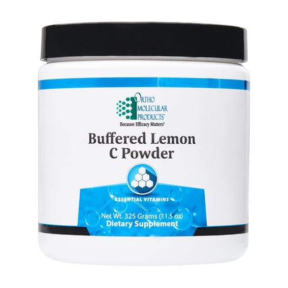 Buffered Lemon C label