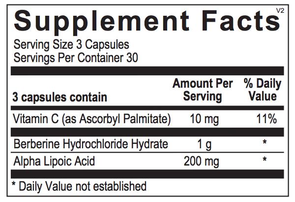 CM Core ingredients