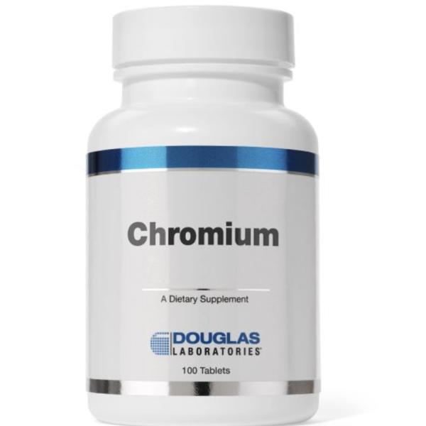 Chromium 1 mg label
