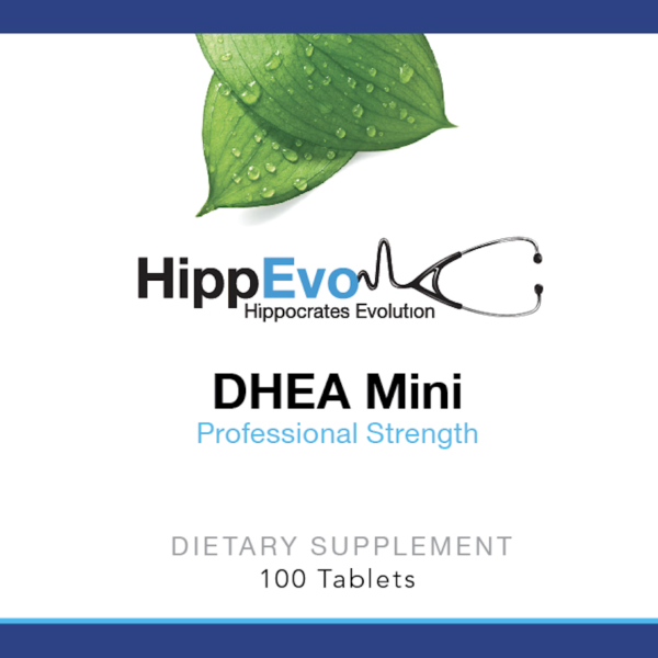 DHEA Mini label