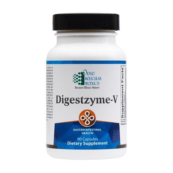Digestzyme-V label