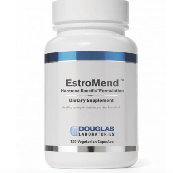 EstroMend label