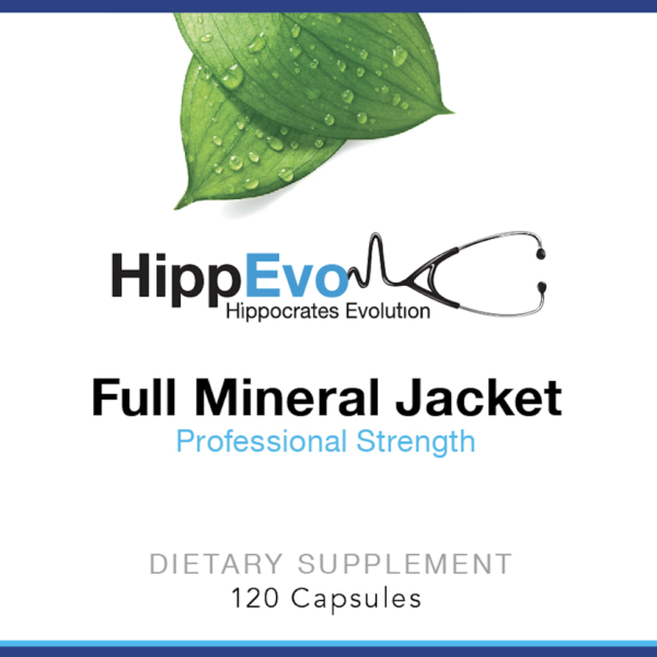 Full Mineral Jacket label