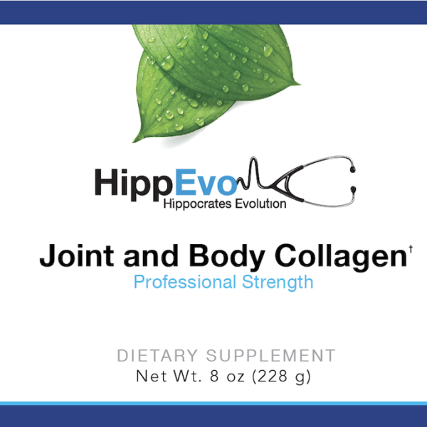 Joint and Body Collagen label