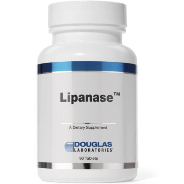Lipanase label