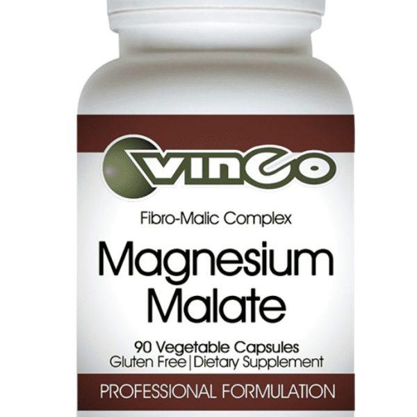 magnesium Malate label