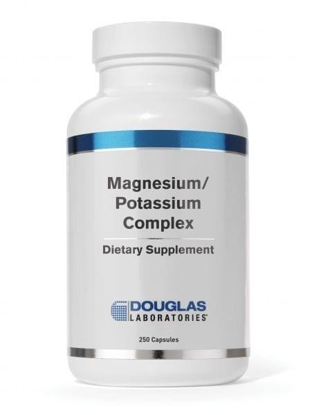 Magnesium Pot Complex label