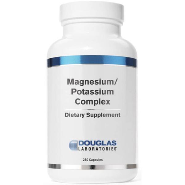 Magnesium Potassium Complex label