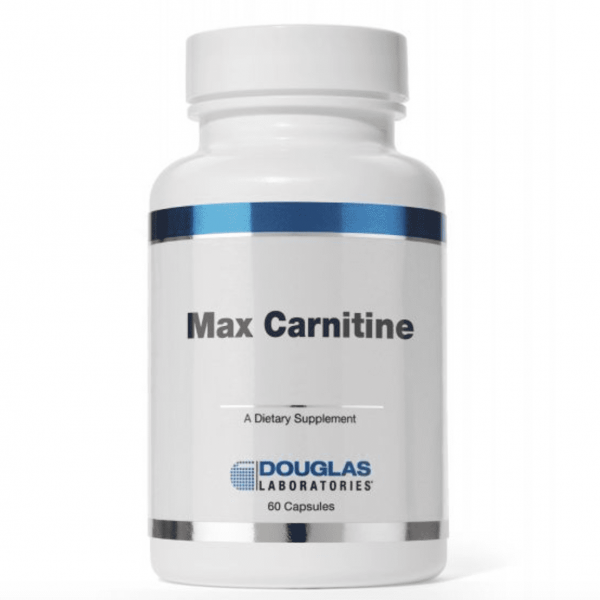 Max Carnitine label