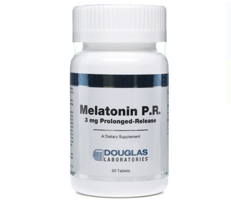 Melatonin PR label