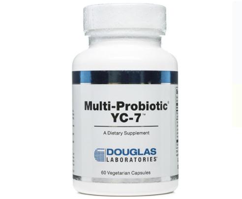Multi Probiotic label