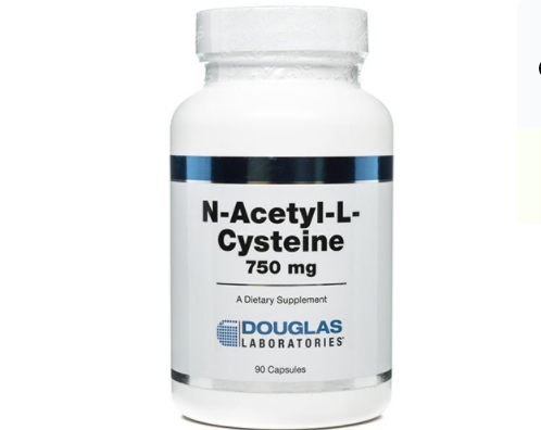 N Acetyl label