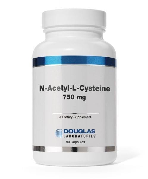 N-Acetyl Cysteine label