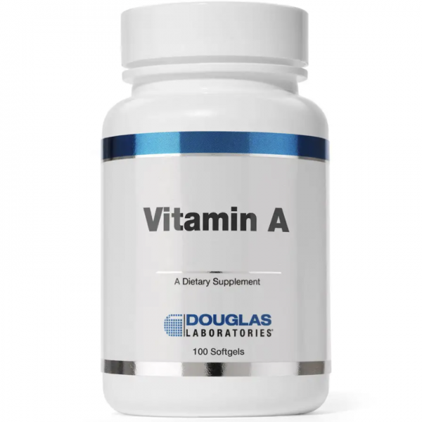 Vitamin A label