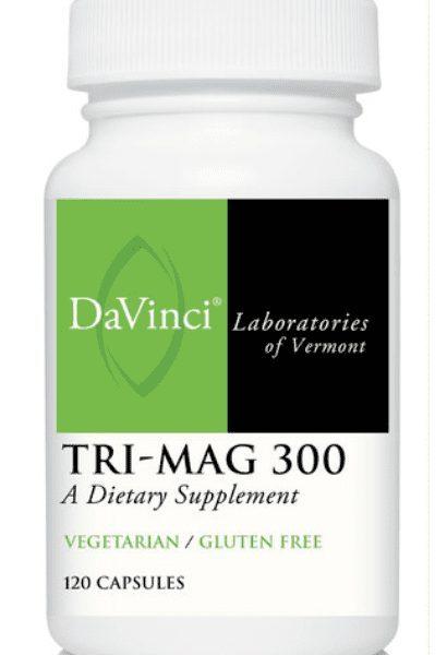 Tri-Mag label