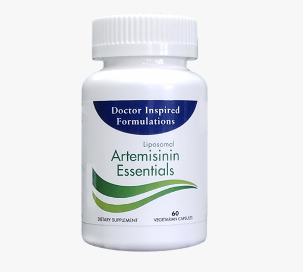 Artemisinin essentials label
