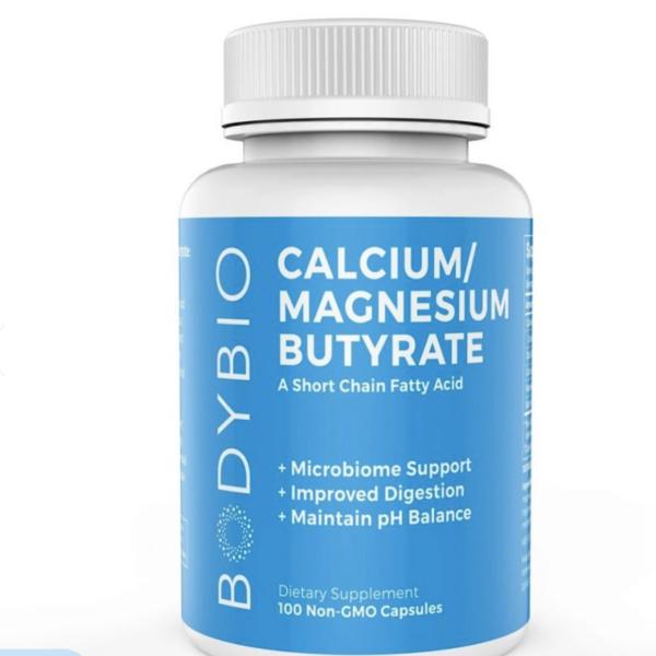 Calcium Magnesium Butyrate