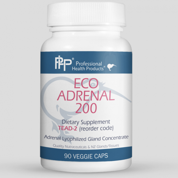 Eco Adrenal label