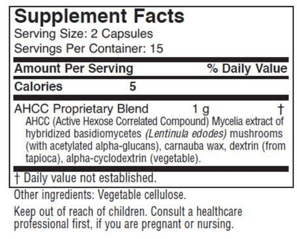 ImmPower ingredients