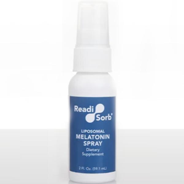 Liposomal Melatonin spray label