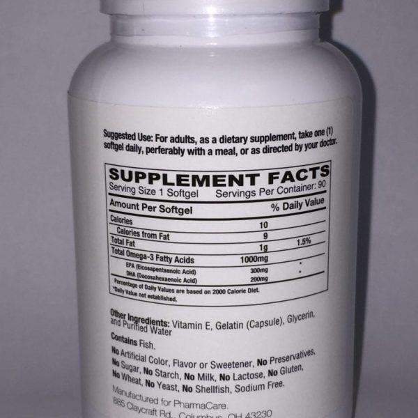 mega potency ingredients