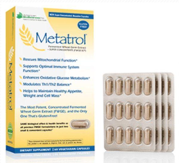 Metatrol pro label