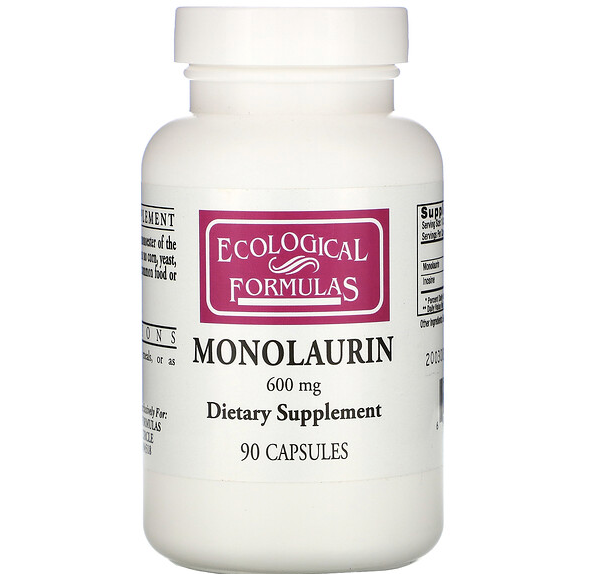 Monolaurin label
