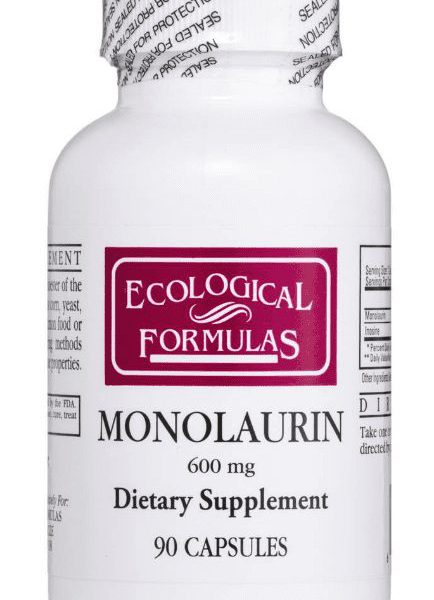 Monolaurin label