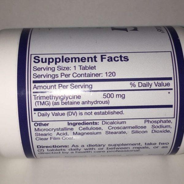 TMG ingredients
