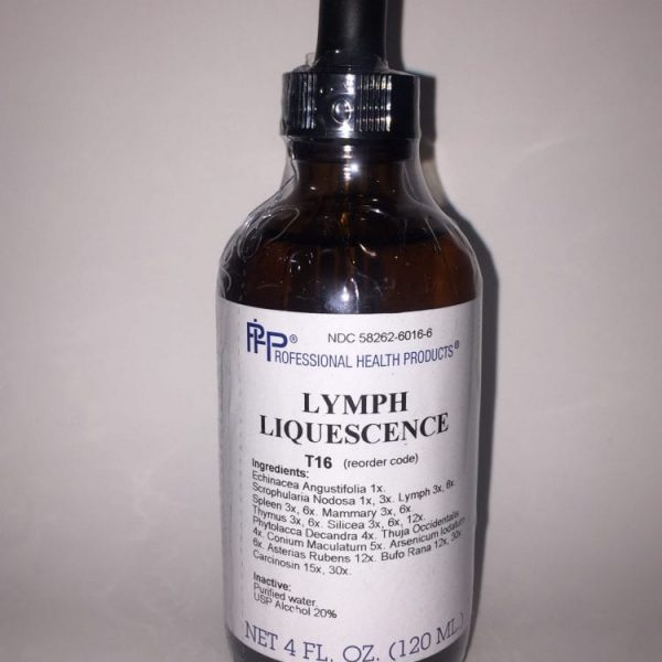 Lymph liquescence label