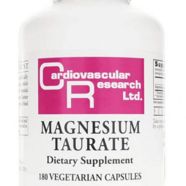 mag taurate label
