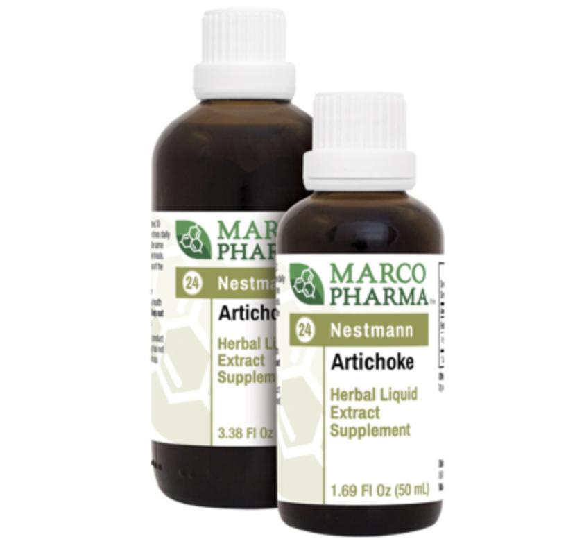 Artichoke label