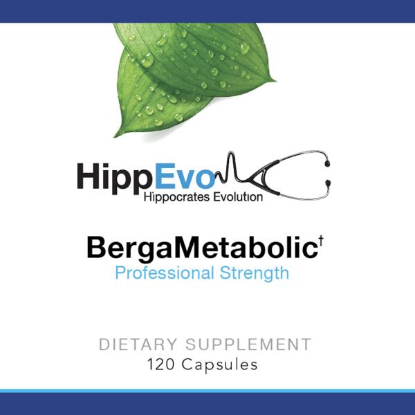 BergaMetabolic 120 label