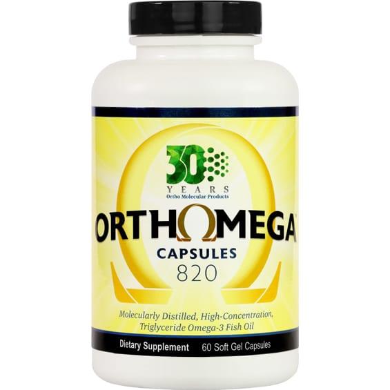 Orthomega label 60