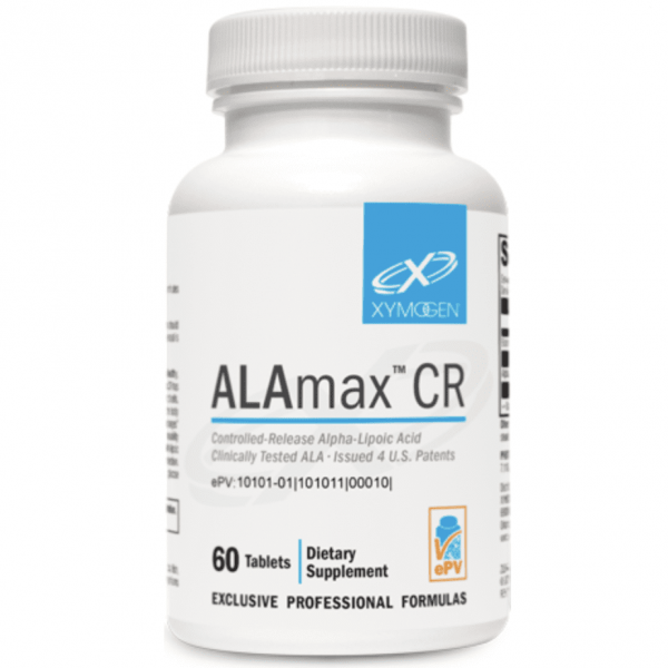ALAmax CR 60 label