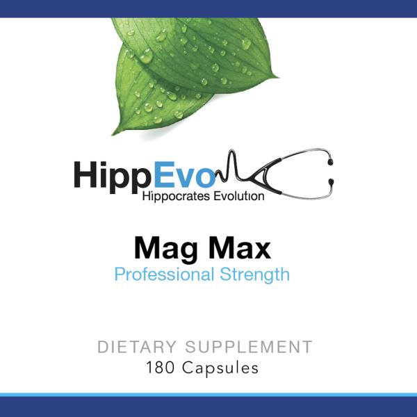 Mag Max 180 label