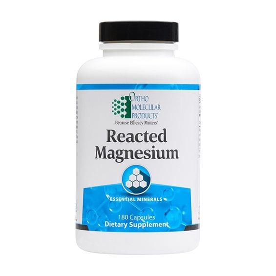Reacted Magnesium 180