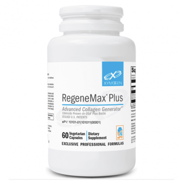 RegeneMax label
