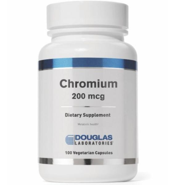 Chromium 200 mcg label