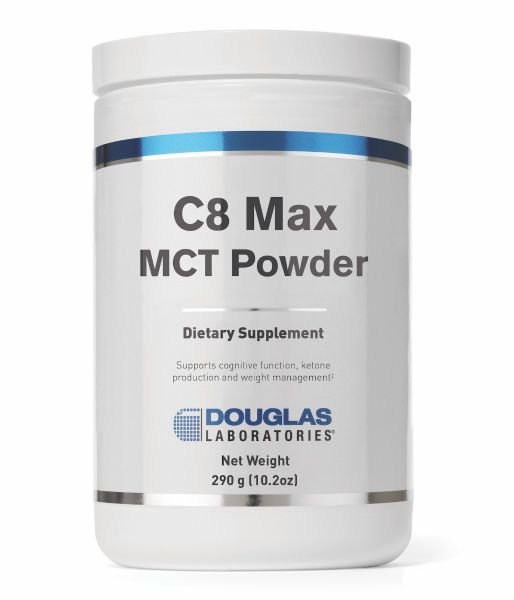 C8 MAX MCT LABEL