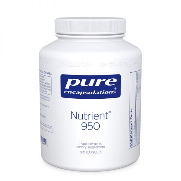 Nutrient 950 label
