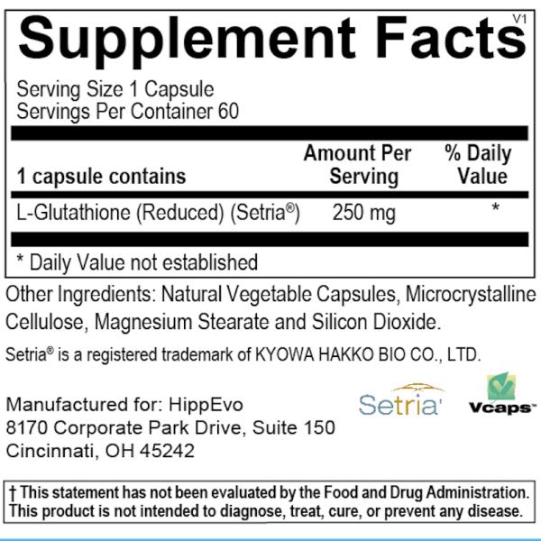 Max Detox ingredients