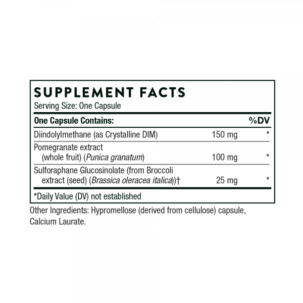 DIM advantage ingredients