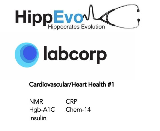 Cardio heart list #1