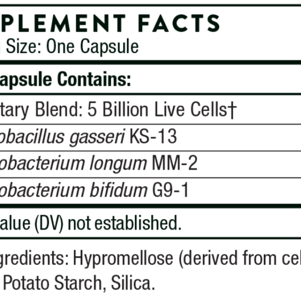 FloraMend ingredients